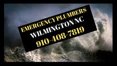 Plumbing problems? 24 Hour Emergency Plumbing Service.  It might be your water heater, kitchen leak, bathroom leak, foundation leak issues, disposal, toilet overflow or any other emergency situation Wilmington Plumbers make sure your problem does not become a costly catastrophe. We are committed to exceptional customer service and are available when you need us most. Call us today 910-408-7819.  #plumbers #plumbing #plumbersnearme #lWilmington #northcarolina #toilet #waterleak #sink #faucets