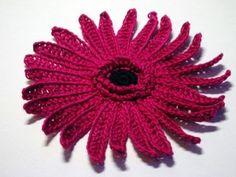 Gerbera daisy pattern