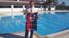 Cagliari, Borriello: «Segno 15 gol così Vieri mi paga la vacanza»