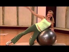 Kathy Smith's Stability Ball Abs