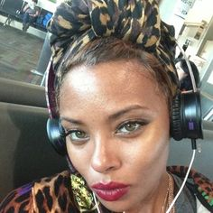 1Eva Marcille Got Face for Days and Mac Lips! xoxo