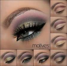 Glitter- Violet Voss Lashes (i used of Lashes Noir Fairy) Eyeshadow For Green Eyes, Makeup For Green Eyes, Love Makeup, Makeup Tips, Beauty Makeup, Party Eye Makeup, Smokey Eye Makeup, Eyeshadow Makeup, Eyeliner