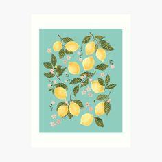 Watercolour Art, Gouache Painting, Lemon Drawing, Lemon Art, Examples Of Art, Thing 1, Portfolio Ideas, Doodle Drawings, Art Sketchbook