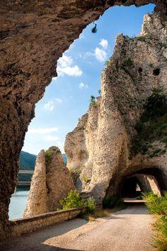 The Wonder Rocks - near to Varna, BULGARIA. Чудните скали, близо до Варна, България.