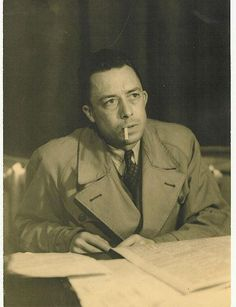 """""""The truth is that everyone is bored, and devotes himself to cultivating habits.""""  ―Albert Camus, The Plague"""
