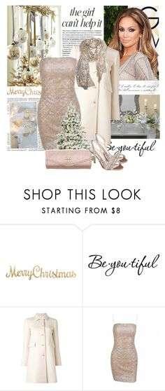 """"""" A Little Bit of Anything Christmas!"""" by sophia561 ❤ liked on Polyvore featuring Jennifer Lopez, Schone, Gucci, Tory Burch and Pelle Moda"""