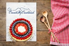 Create your own customized cookbook with your recipes and your photos at CreateMyCookbook.com