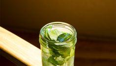 Green Tea Mojito Recipe