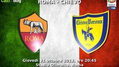 Roma - Chievo | Diretta Serie A | Le formazioni ufficiali | Tempo reale ore 20.45