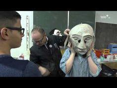 Luzerner Fasnacht 2016: Fasnachts Countdown Tele 1 - Kindermaskenbasteln...