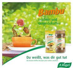 Bambu Getreidekaffee