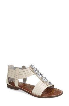 galina leather sandal / sam edelman