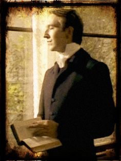 """From 1981 - """"Barchester Chronicles"""" - Alan Rickman played Obadiah Slope."""