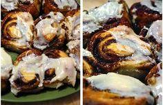 Recipe: Spicy Sticky Cinnamon Rolls