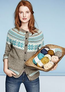 Ravelry: Sandnes Tema 43, Kofter - patterns