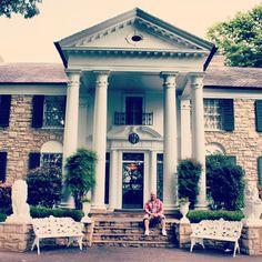 #Graceland #Elvis #Nashville Tennessee