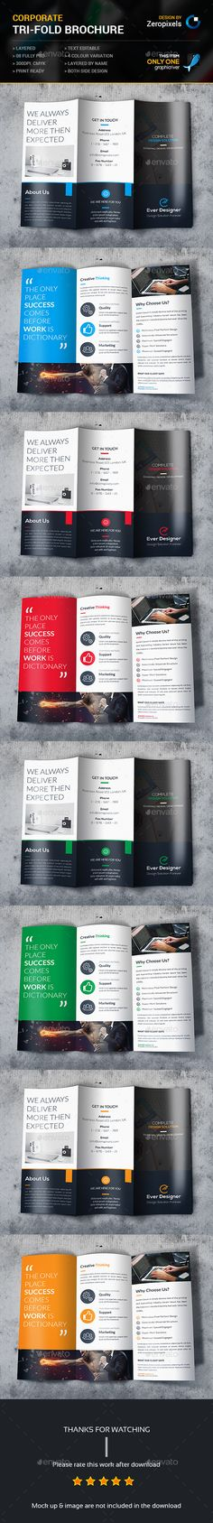 Trifold Brochure Template PSD. Download here: http://graphicriver.net/item/trifold-brochure/15262425?ref=ksioks