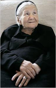 Irena Sendler rescued an estimated 400 Jewish children from the ghettoes in Warsaw from certain death at the hands of the Nazis.