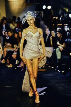 John Galliano Spring 1996 Ready-to-Wear Fashion Show