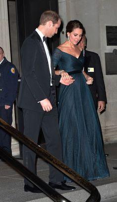 Kate Middleton - St. Andrews 600th Anniversary Dinner - Departures