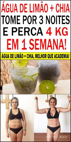 Dieta Fitness, Health, Youtube, Academia, 1, Get Skinny Fast, Slim Down Drink, Losing Weight Fast, Weights