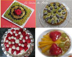 La Cocina de Adita: Como hacer,una  crema pastelera, de vainilla, en 5...
