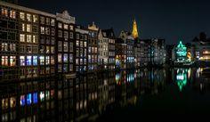Damrak, Amsterdam by Sus Bogaerts