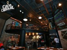 Cueva Carvajal Brew Pub