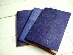 Cosmos  Jotter Pocket Notebook Mini Journal with antique by Patiak, $6.90