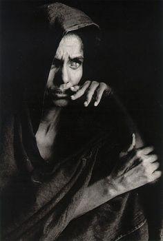 Τυφλή γυναίκα στο Μάλι 1985