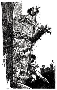 ROGER CRUZ BLOG: roger cruz artbook pg 49