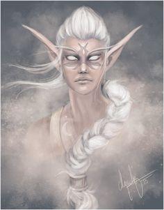 Commission: Ellaenor by MajaMcGowan.deviantart.com on @DeviantArt