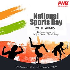On The Occasion of #NationalSportsDay🇮🇳, We salute, congratulate & extend our best wishes to all #sports-persons who have made #India proud.🙂 #kitchenset #kitchenlife #kitchen #kitchendesign #kitchenaid #kitchenremodel #kitchener #best #newmodel #new #newproducts #hard #pressurecooker #mykitchen #mykitchenrules #my #models #sports #day #nation