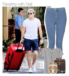 """Traveling with Niall"" by mmbrambilla ❤ liked on Polyvore featuring Topshop, L.L.Bean, Mulberry, Mark's Tokyo Edge, ASOS and Christian Dior"