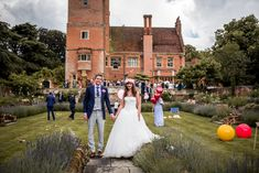 Lanwades Hall Suffolk Quirky English Garden Party Wedding http://www.michellewoodphotographer.com/