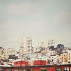 San Francisco Urban Life