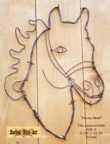 barbed wire art - Yahoo Image Search Results