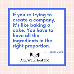 """Alta Waterford LLC is a business consulting company that focuses on clients' satisfaction a lot. Their experts would make you feel at home and would always be available to assist you. And this is the prime responsibility of any successful firm! 👉 altawaterfordllc@gmail.com """"Hit The Save Button & Follow Us"""" #AltawaterfordllcWordpress #helpyoutogrow #Altawaterfordllc #ConsultingAgency Consulting Companies, Consulting Firms, Economic Environment, Create A Company, Essential Questions, Business Organization, Competitor Analysis, Business School, Wordpress"""
