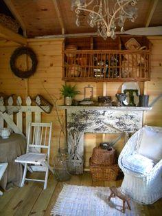 garden shed retreat