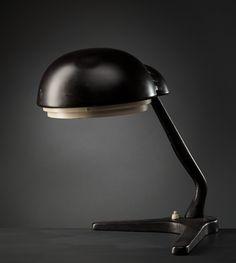 ALVAR AALTO, bordslampa, Valaistustyö, Finland 1950-tal, modell A 704.. - Höstens Contemporary, Stockholm 576 – Bukowskis