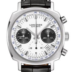 Returning to the 1970s Longines Heritage 1973 (see more at: http://watchmobile7.com/articles/longines-heritage-1973) (2/4) #watches #longines @Luc Sury Watches