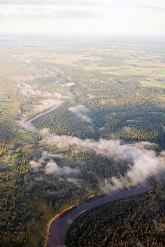Gauja River, Latvia~~Tik pie Gaujas, tik pie Gaujas velos but.