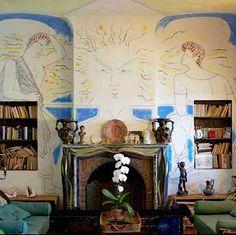 Villa Santo Sospir Jean Cocteau