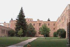 The Haunting of University Of Wyoming - Knight Hall Laramie, Wyoming