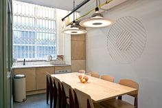 Office Kitchen / Philippe Malouine Design
