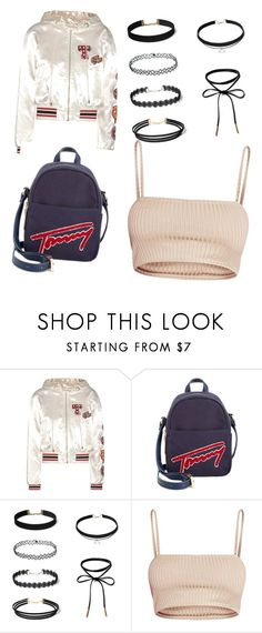 """""""#Tommy#fashion"""" by xedice-gyhva ❤ liked on Polyvore featuring Tommy Hilfiger"""