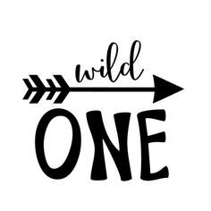 Wild ONE Iron On for Shirt Wild One Birthday by IHeartHoundstooth
