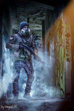 The Division Cosplay  Pic:  https://www.facebook.com/Fotograf13  Help: https://www.facebook.com/karashcosplay  Cosplay: Lowmex