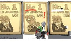 CARTOON: Back to square one? City Press, Jacob Zuma, Facebook Sign Up, Baseball Cards, Funny, Cartoons, African, News, Animated Cartoons