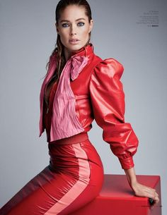 Here is Kroes / Vogue Russia